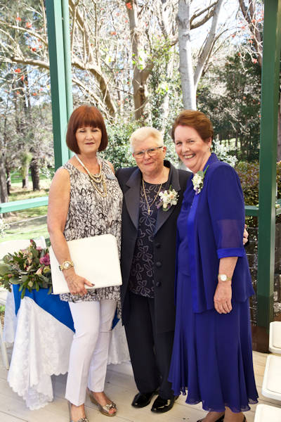 Same Sex Wedding by Marriage Celebrant, Karen Ambrose